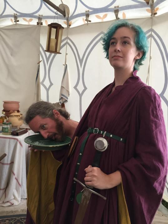 Salome & John the Baptist